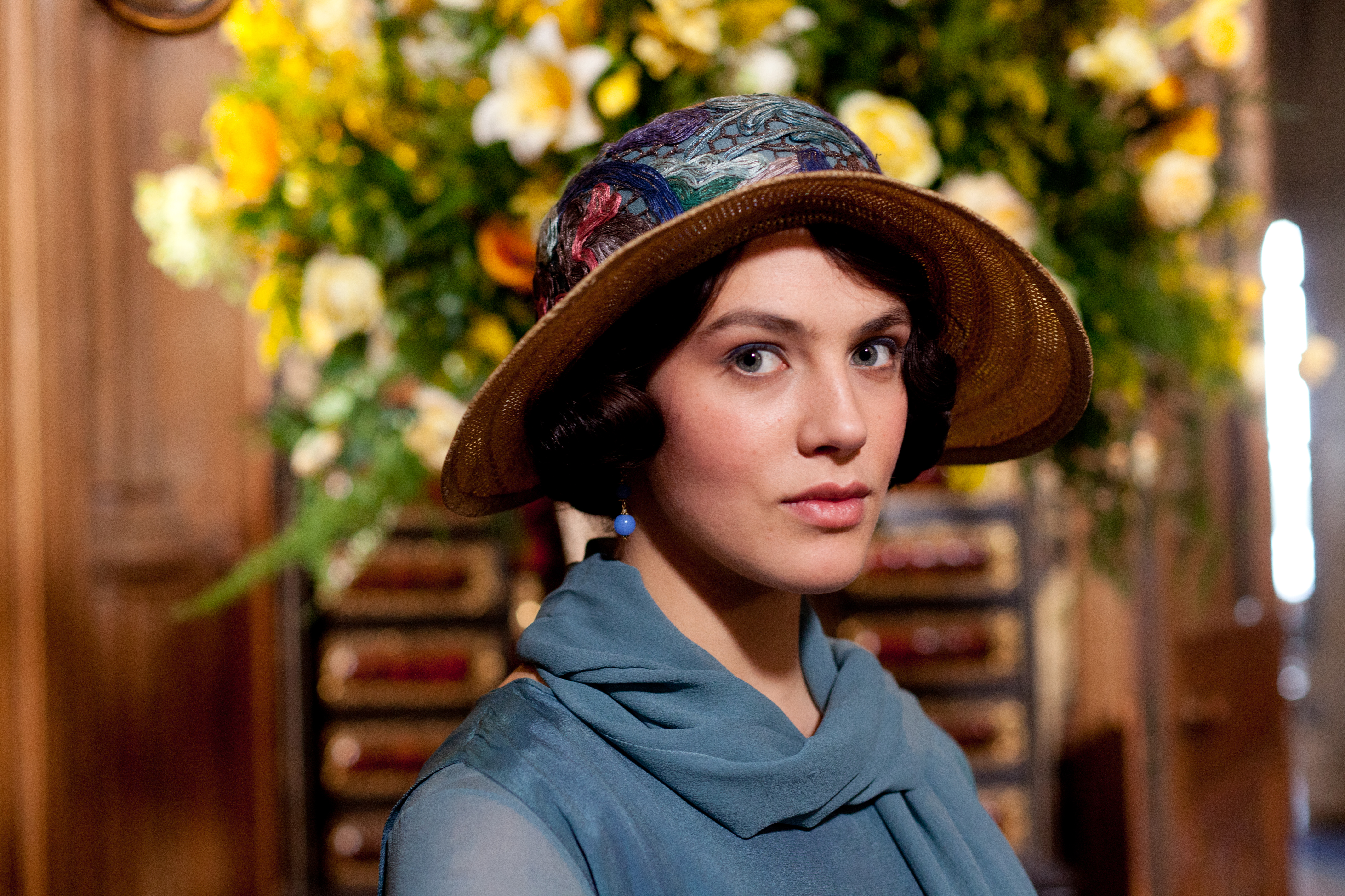 Get The Downton Abbey Make Up Look Miss Vanity Flair